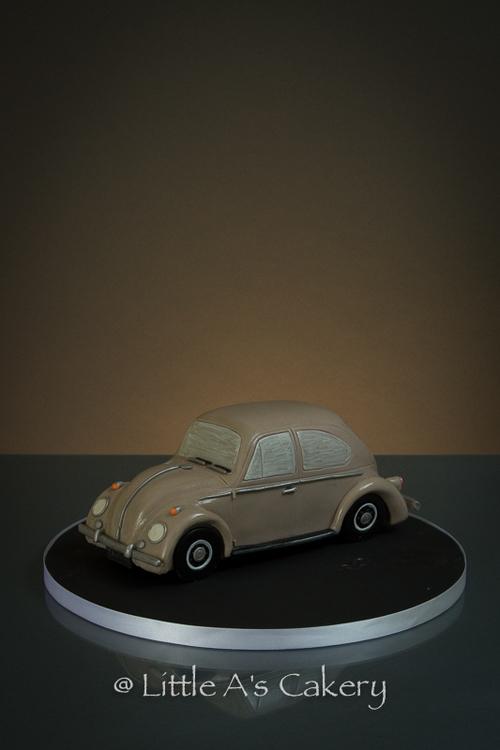 vw beetle cake 1967