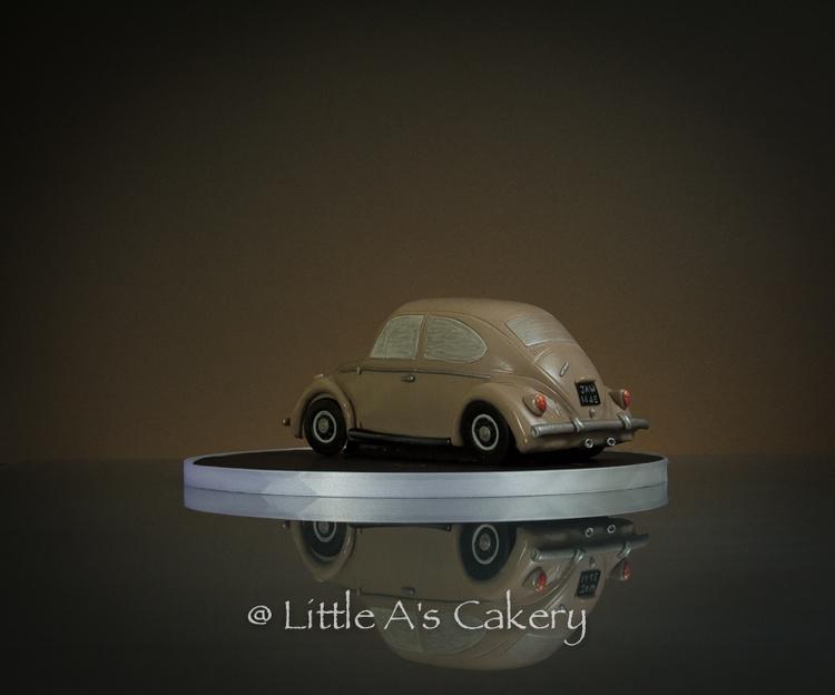 vw beetle cake