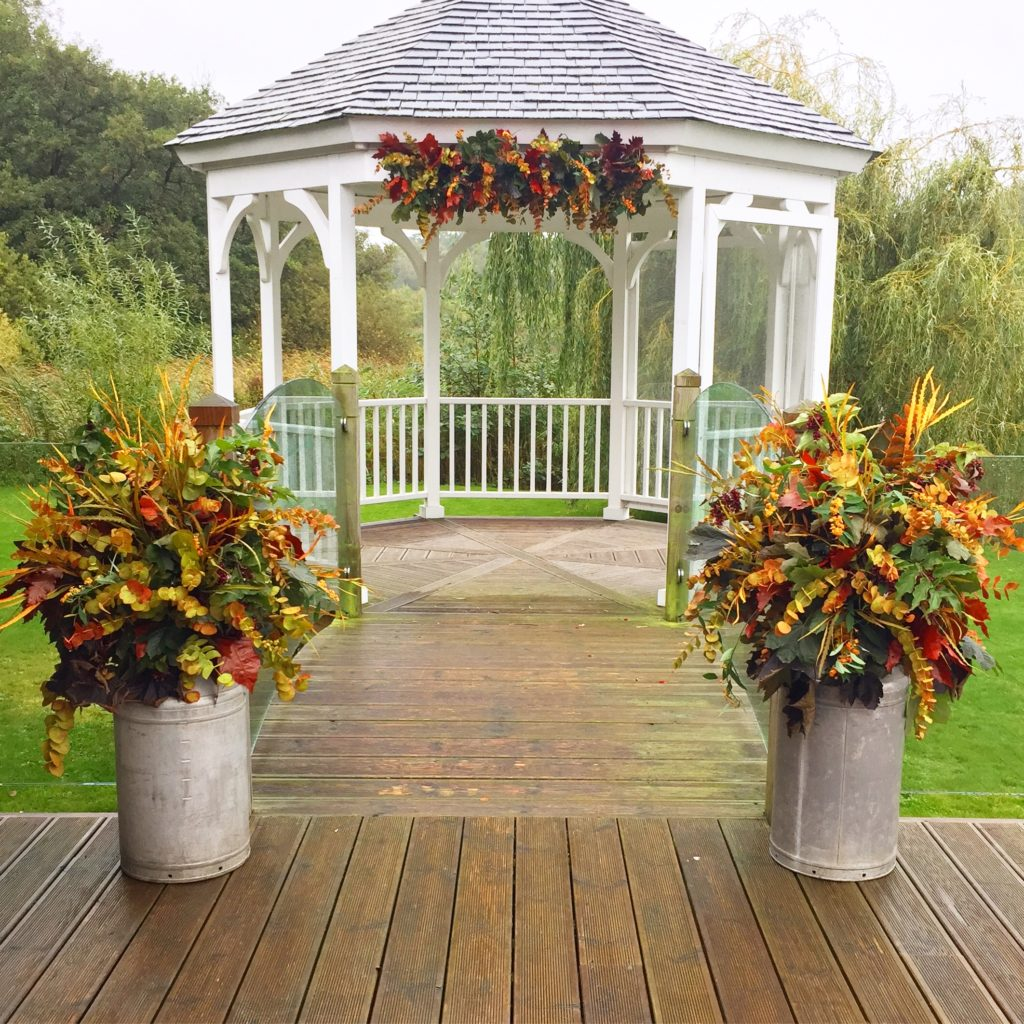 A beautiful autumn wedding venue -planning the perfect autumn wedding