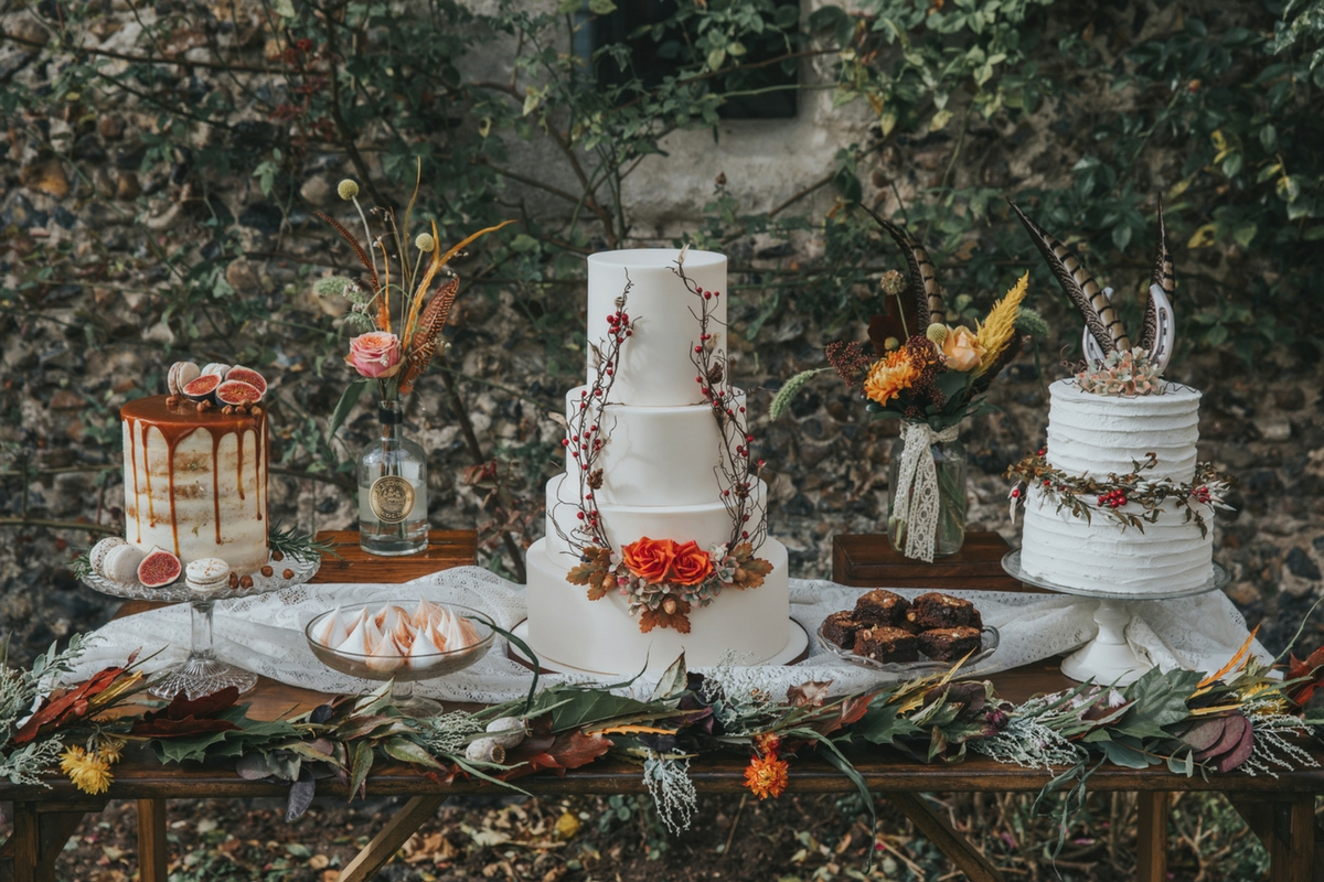 Planning the perfect autumn wedding